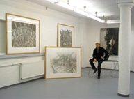 Lothar Böhm im artoz Kunsthaus