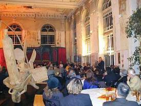 Kunst + Wirtschaft -artoz Event Freimairerloge Fürth