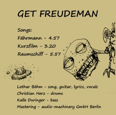 Freudeman (Art Band)