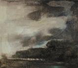 """""""Memento"""" - Ölfarbe auf Sackleinen - 70 cm x 80 cm - sold"""