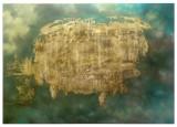 Earth-Picture - MF 1 - 110 cm x 150 cm - Öllasur auf Leinwand - 2017 - 3900,-, - sold