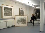 """""""Kaslovski"""" mit """"Zeit""""-Werken - Hier: Galerie Artoz"""