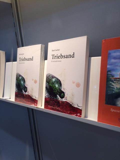 Triebsand auf Leipziger Buchmesse 2018